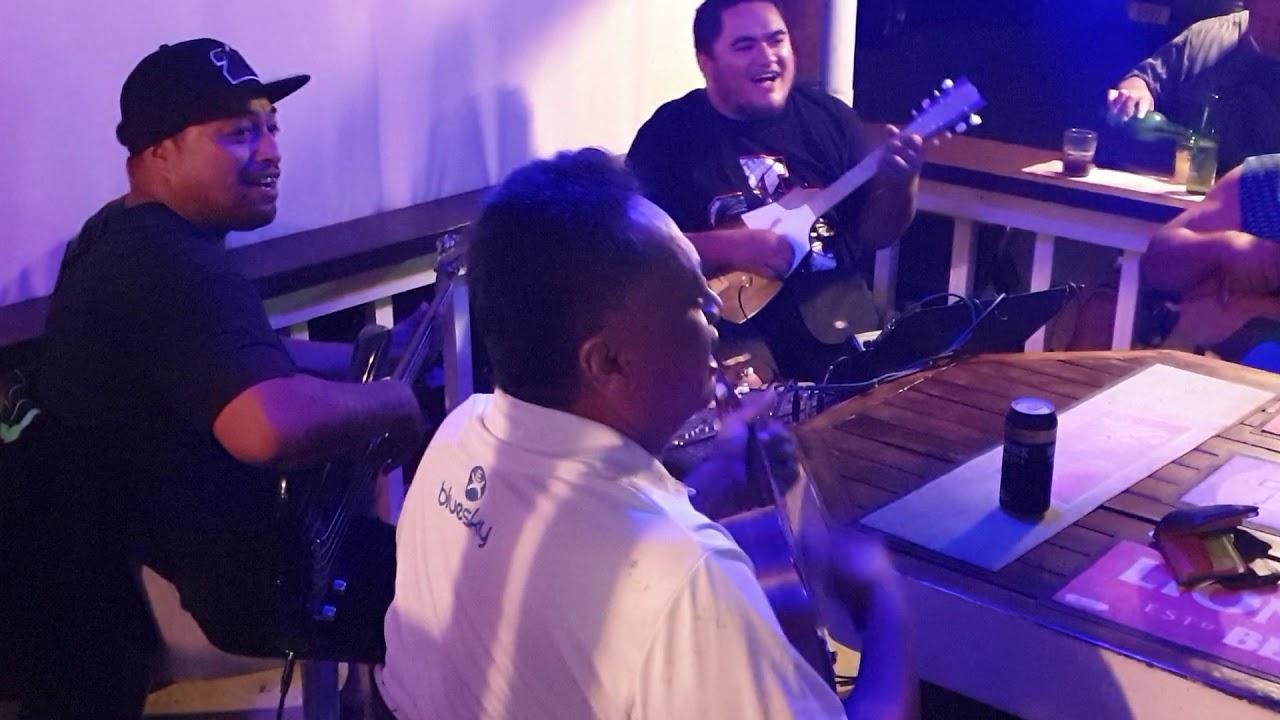 Rarotonga 2019 local music
