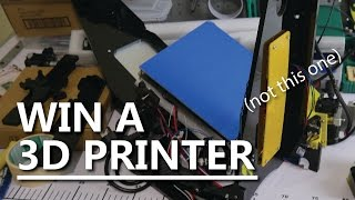 Maker's Muse 65K Subscriber Giveaway - Win a 3D Printer, Simplify3D and more!