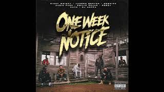 One Week Notice - In Tune (Prod by DJ Hoppa)