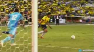 [HD] Colombia 2 - 0 Paraguay / 13-10-2012 / Eliminatorias Sudamericanas / Fecha 9