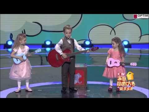 Видео: 6-летний Гордей Колесов выиграл шоу талантов на центральном ТВ Китая. СМОТРИМ