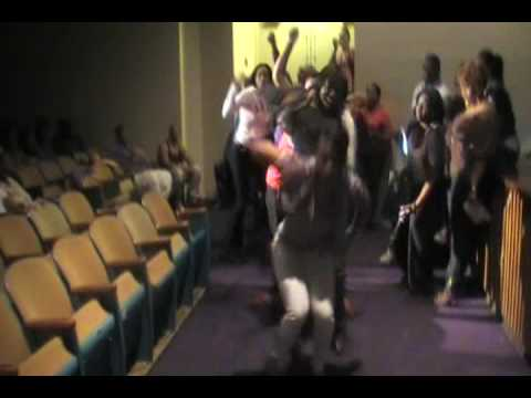 Que Gems - Wiley College Step Show