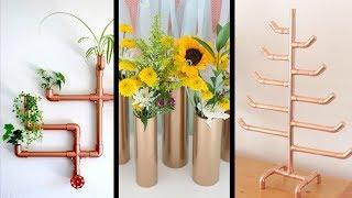 30 Ideias com Canos PVC