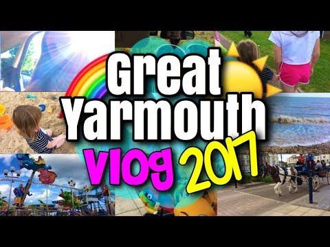 Great Yarmouth Vlog 2017