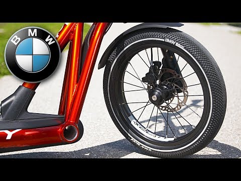 BMW X2City – Premium Kick-Scooter