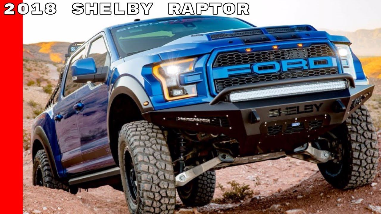 2018 shelby raptor off road truck ford f150