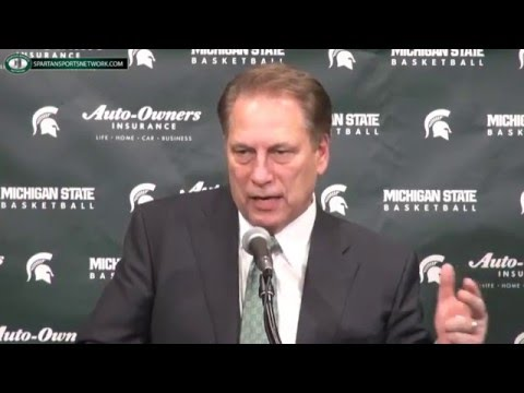 Michigan State 91 Ohio State 76: Senior Day - Tom Izzo