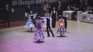 Кубок Украины 02 02 2020 Юниоры 1 D