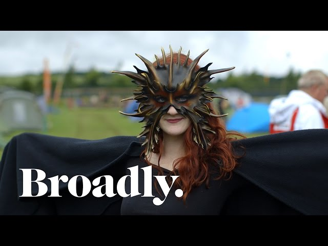 Stonehenge Stoners & Worshipping Wizards: 12 Hours at the World's Biggest Pagan Party