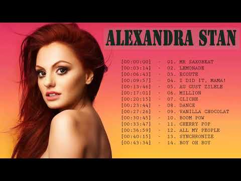 Alexandra Stan Greatest Hits - Alexandra Stan Best Song New 2018