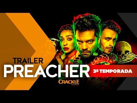 Trailer Preacher - 3ª Temporada | Crackle Original
