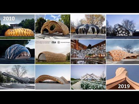 Experimental Buildings - ITKE University of Stuttgart