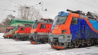 Фото Коллекция Поездов 7 (2014-2018)