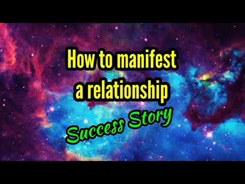 How she manifested a relationship Feat Denise Success Story