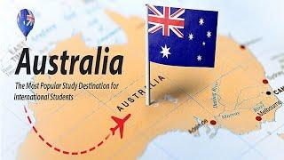 Tại sao bạn lại chọn nước Úc để du học ?