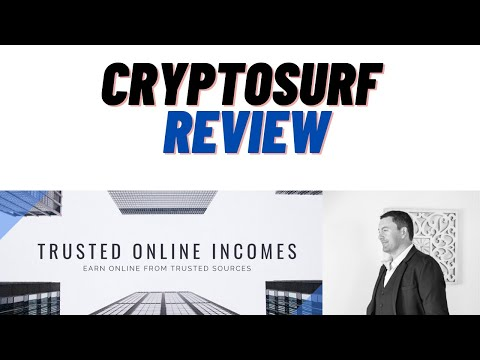 CryptoSurf Review