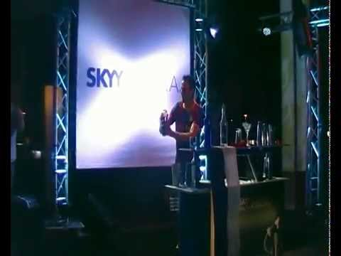 Travis Kuhn Skyy Global Challenge 2010 Flair Competition