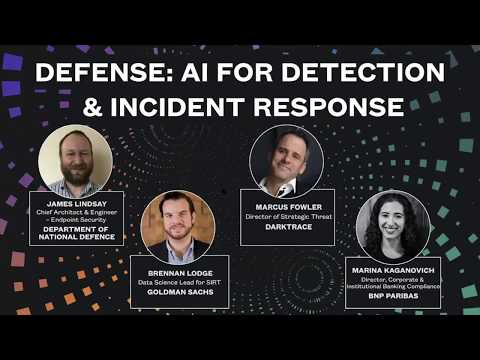 Defense: AI for Detection & Incident Response