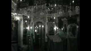 Byzantion - Schitul romanesc Lacu (o foarte frumoasa slujba)