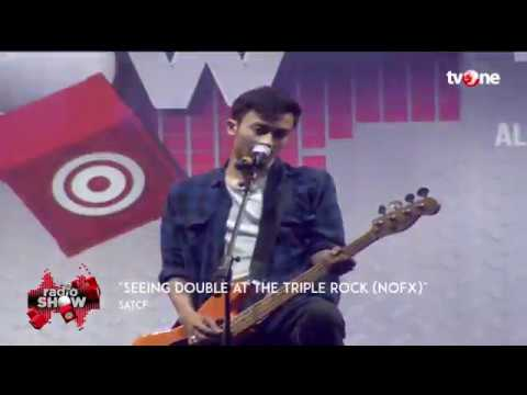 RadioShow tvOne: SATCF - Seeing Double at The Triple Rock (NOFX)