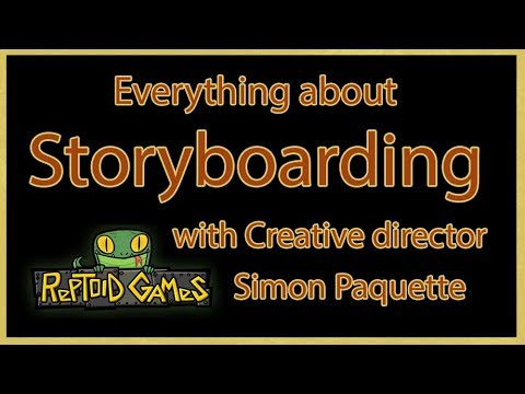 Everything about Storyboarding