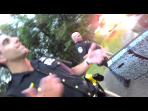 Westchester County Police Encounter - Scarsdale, NY