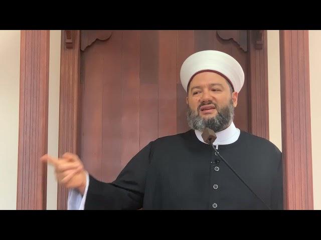 خطبة الجمعة من مسجد السلام في سيدني | التحذير من الكذب وعادة أول نيسان | 19-03-2021