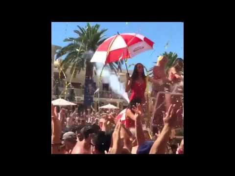 DJ SNAKE Live at Encore Beach Club 2015/8/1