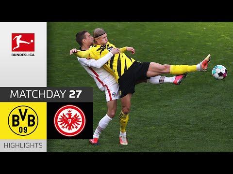Borussia Dortmund - Eintracht Frankfurt | 1-2 | Highlights | Matchday 27 – Bundesliga 2020/21