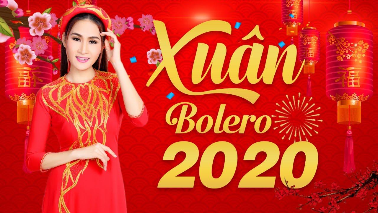 Nhạc Xuân Bolero 2020 Hay Nhất - NHẠC TẾT TRỮ TÌNH Giáng Tiên làm Hàng Triệu Con Tim Xa Nhà Bật Khóc