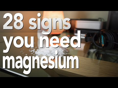 What Are The Symptoms Of Magnesium Deficiency In The Body?  | Adrian