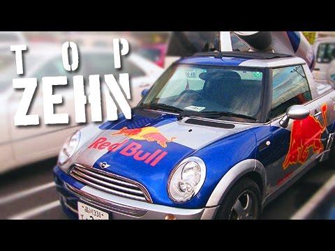 10 verrückte Fakten über Red Bull
