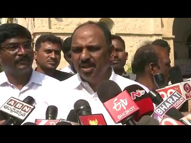 AP Minister Malagundla Sankarnarayana Speaks on Lepakshi Ustavam Event || Anathapur