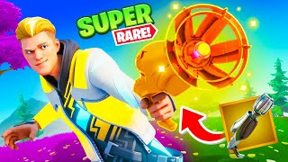 This Weapon is SUPER *RARE*!