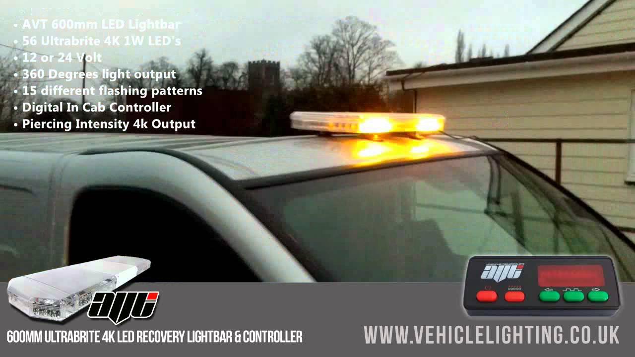 Avt 600mm 24 led bolt mount amber recovery light bar controller avt 600mm 24 led bolt mount amber recovery light bar controller aloadofball Gallery