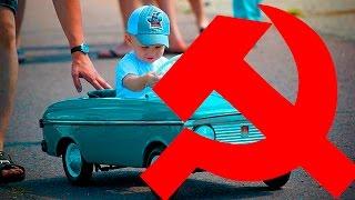 видео Какими игрушками играли дети в СССР