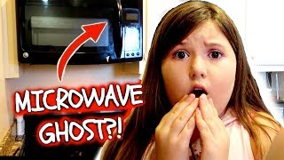 THE MICROWAVE GAME! OMG! skit