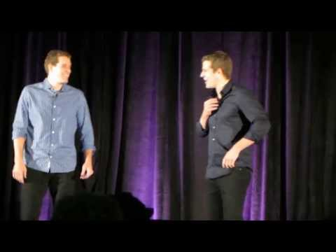2. BITCOIN 2013 - DAY1 - Winklevoss twins presentation PART 1 of ...