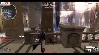 [Gameplay] [FR] GunZ 2 [2/2] - Un Gameplay au ralenti
