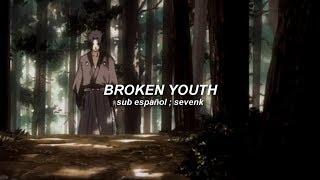 『broken youth』NICO touches the walls ; traducido al español | naruto shippuden ed 6