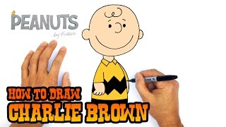 How to Draw Charlie Brown | Peanuts