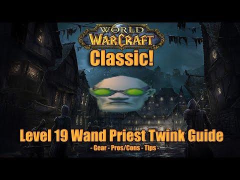 19 warrior twink gear guide