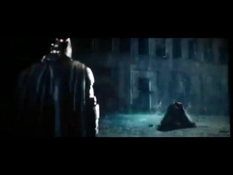 Batman v Superman: Tell me... do you bleed?