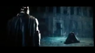 Batman v Superman: Tell me... do you bleed?