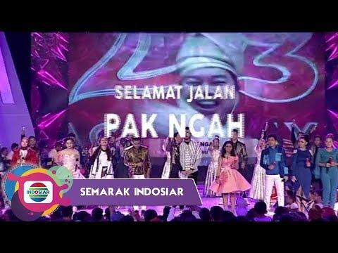 In Memoriam Pak Ngah-juri D�emy Asia Dari Malaysia I Semarak Indosiar Surakarta
