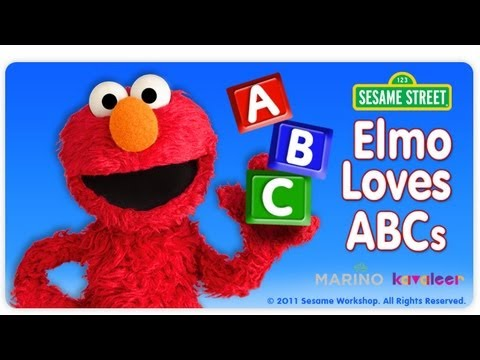 Elmo Loves ABCs - Gameplay Review - Free Game Trailer For IPhone/iPad/iPod