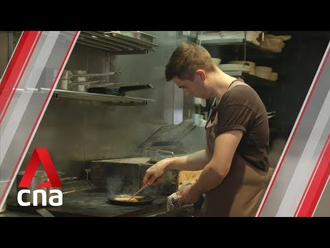 The Sydney Chef Feeding Diners Fish Hearts And Livers | Remarkable Living