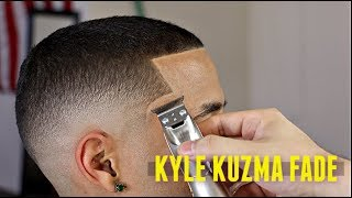KYLE KUZMA FADE TUTORIAL HD!