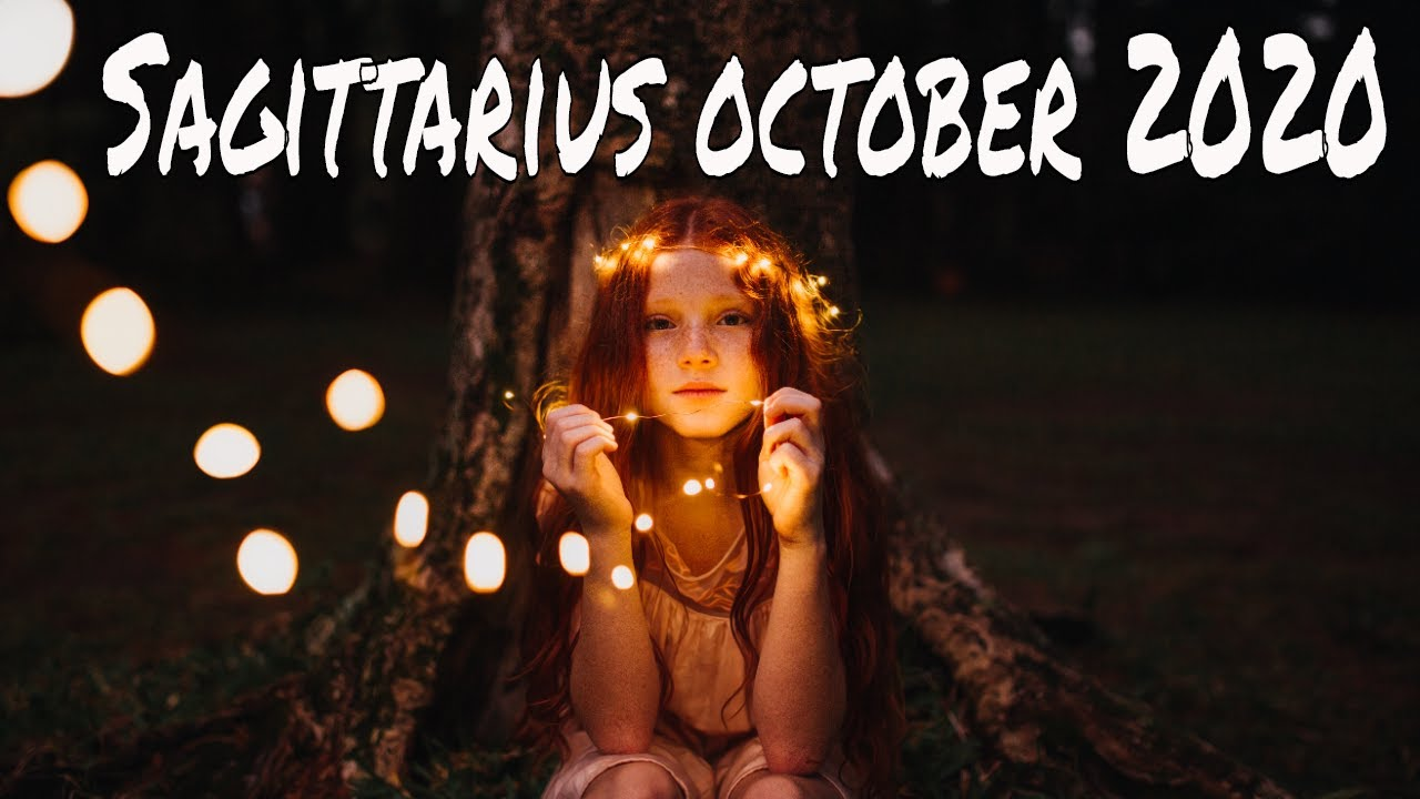 Sagittarius October 2020 ~ a Reflection Mirroring You Back ~ Master Intuitive Tarot Reading