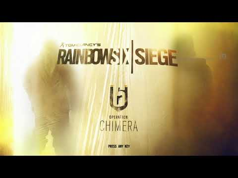 Rainbow Six Siege Operation Chimera - MAIN MENU Theme